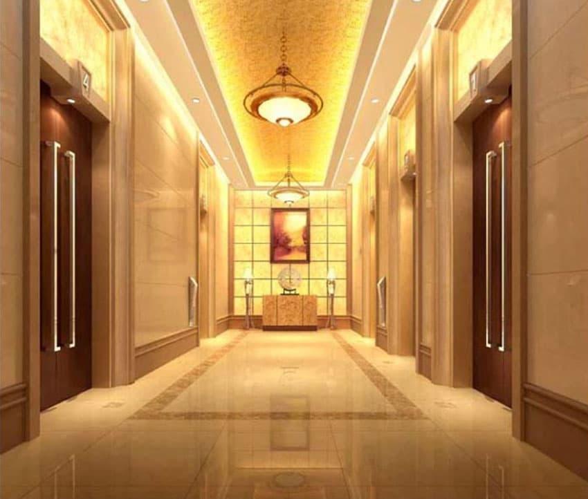 西安海升酒店贴箔工程